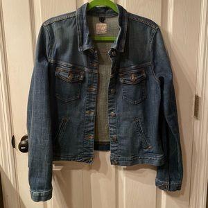 J Crew Jean jacket